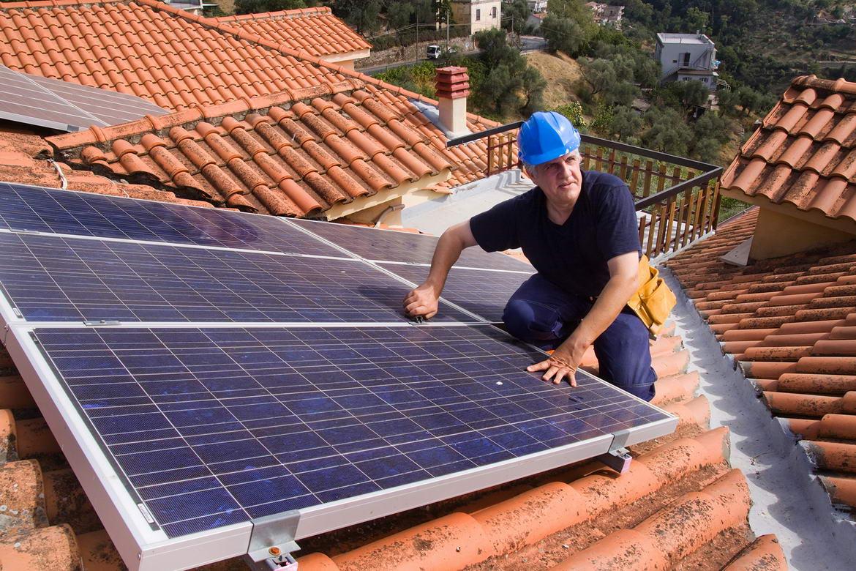 solar panel installation & repairs