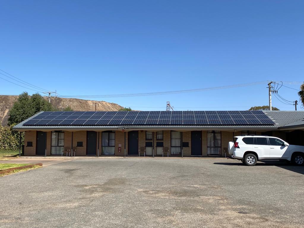 The Argent Motel Broken Hill 100KW