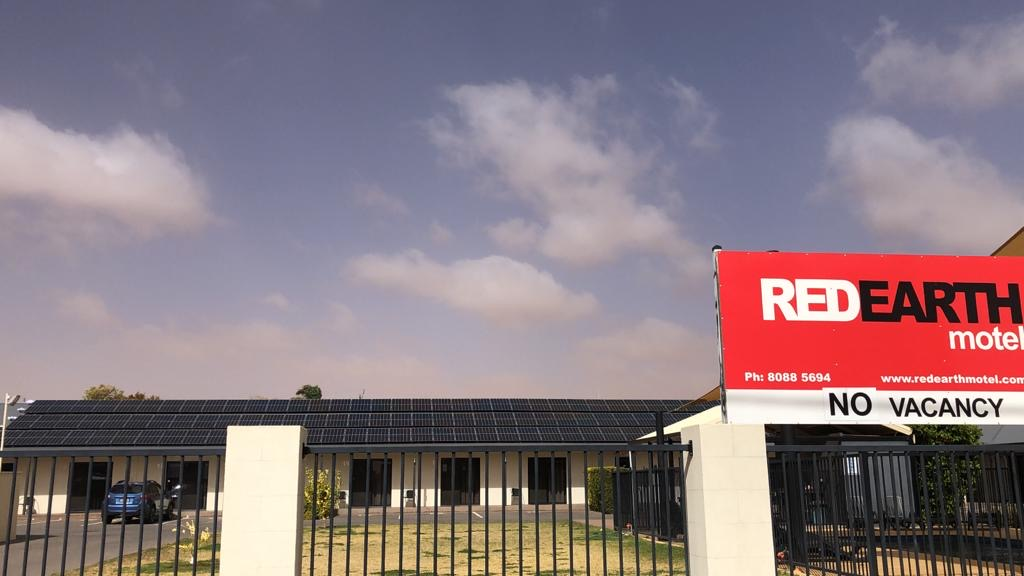 Red Earth Motel 50KW