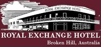 Royal Exchange Hotel Broken Hill