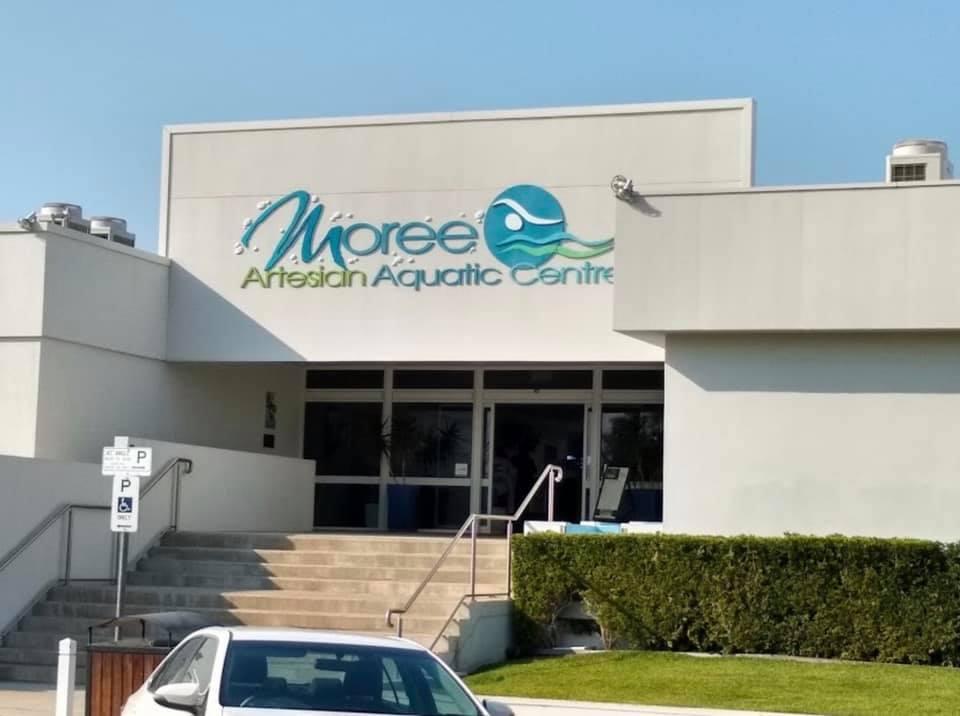 Moree Council owned Moree Artesian Aquatic Centre (MAAC) 180KW