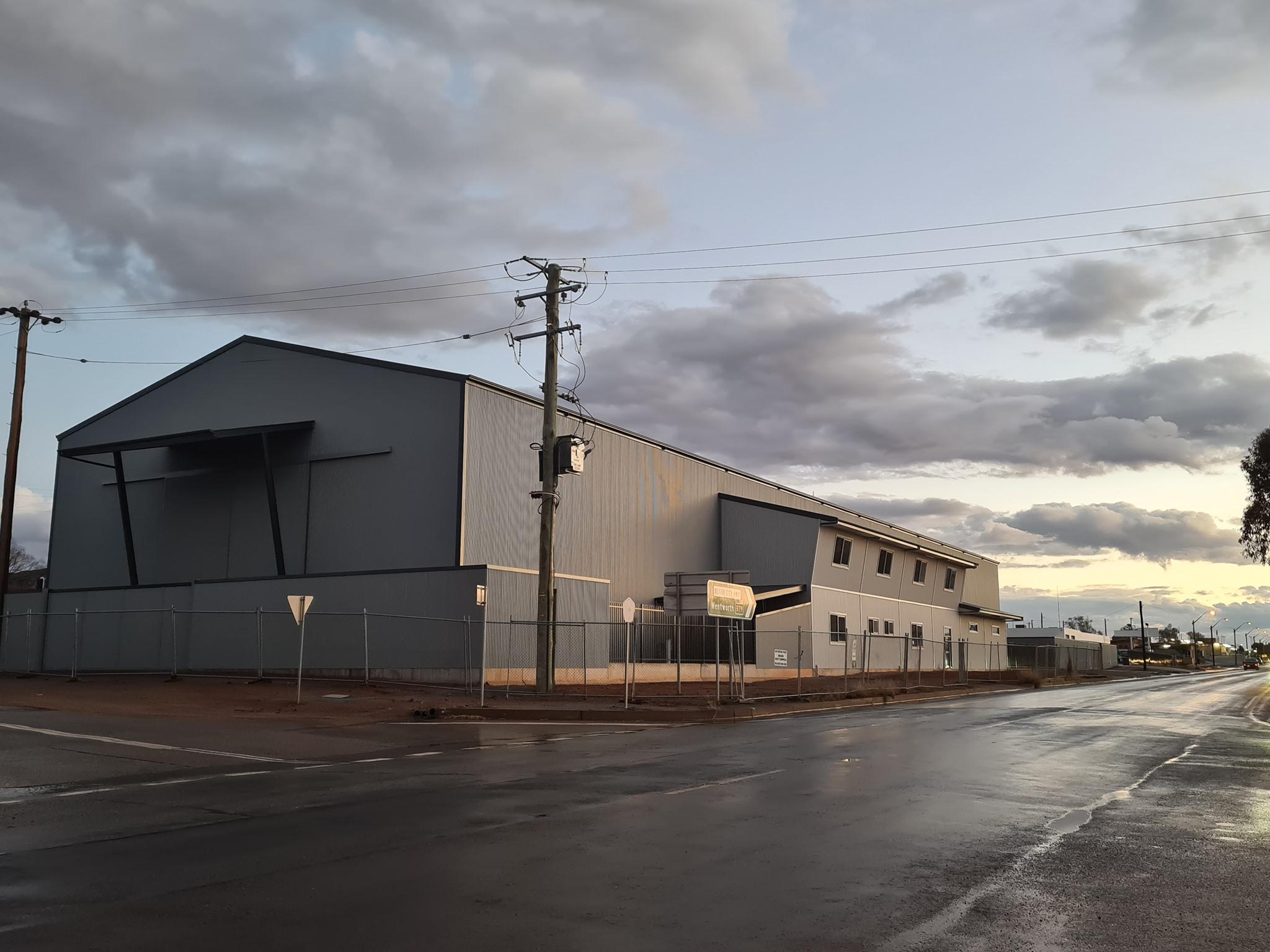 Nejaim Steel Supplies 80KW
