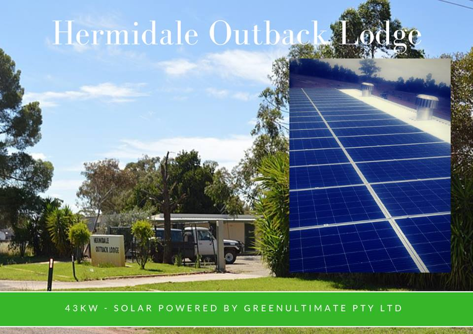 Hermidale Outback Lodge 43kw