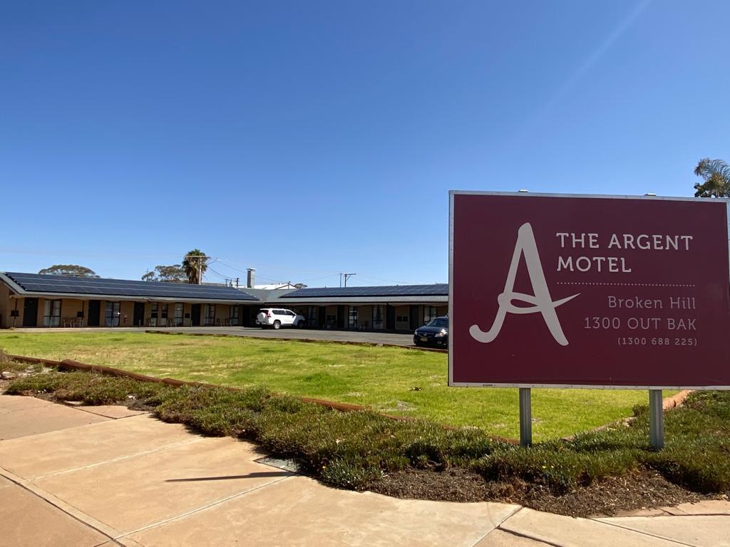 The Argent Motel Broken Hill