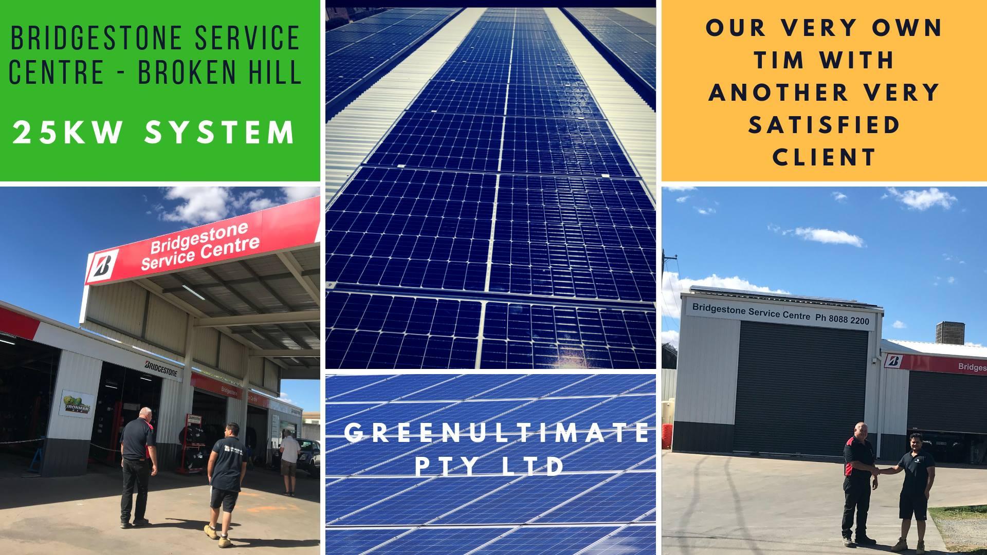 Bridgestone Service Centre - Broken Hill