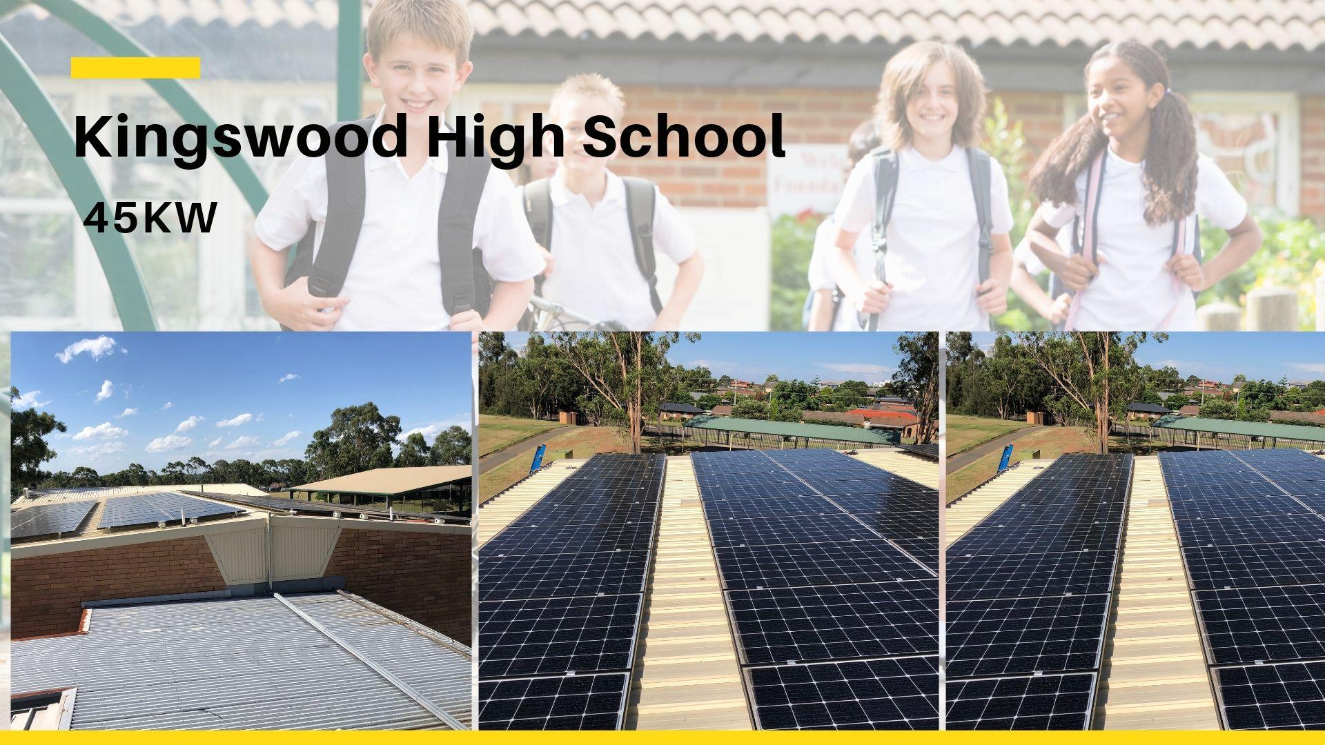Kingswood High School, Kingswood NSW