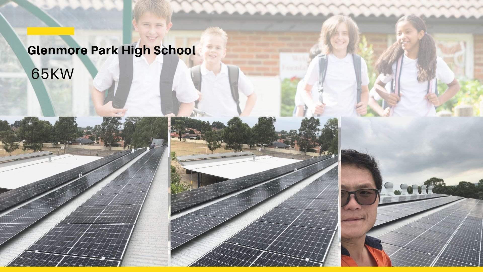 GLENMORE PARK HIGH 65KW
